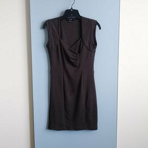 Size s / forever 21 XXI Brown mini dress